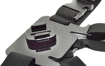 Крепление на грудь с платформой 360°(Chest mount) GoPro, фото 3