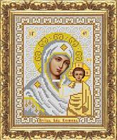 Схема для вышивки бисером Казанская икона Божией Матери (иконостас)