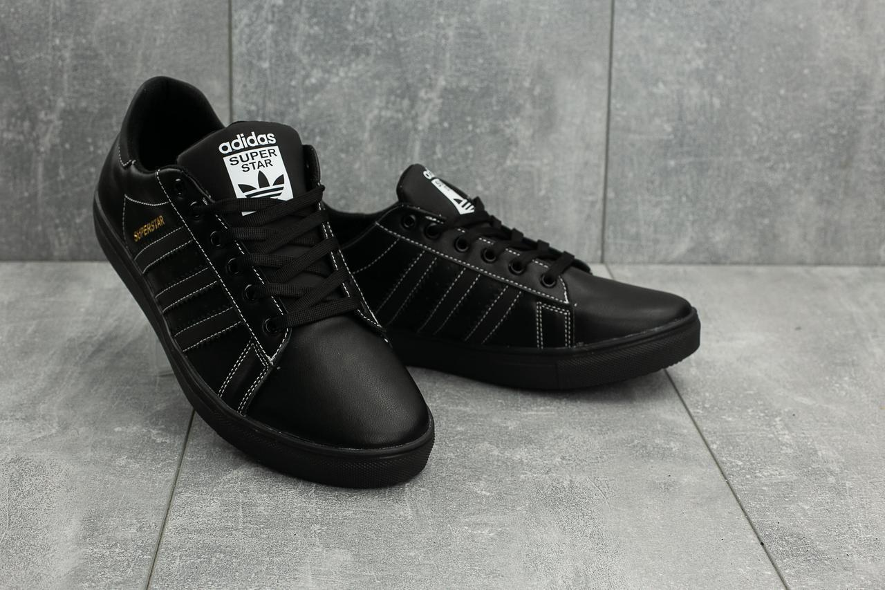 829f8f4baba6 Кед CrosSAV 112 (adidas Super Star) (весна-осень, мужские, кожа ...