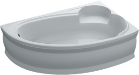 Асимметричные ванны ТМ SWAN