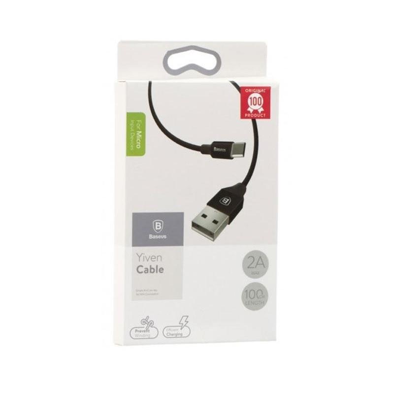Кабель Baseus Yiven Cable Micro Usb 1m (CAMYW-A12)