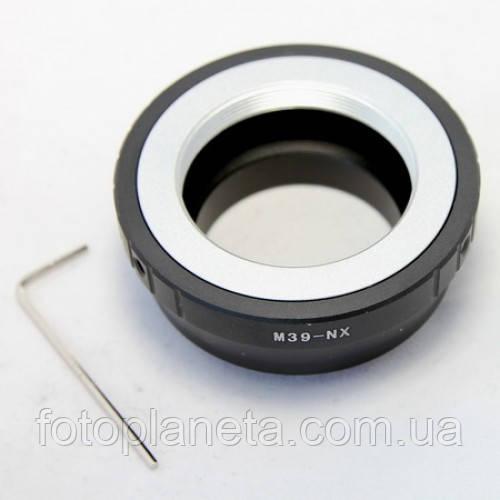 Адаптер переходник M39 - NX Samsung для NX Samsung