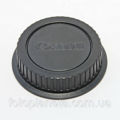 Задняя крышка для объектива Canon EF, EF-S байонет EF