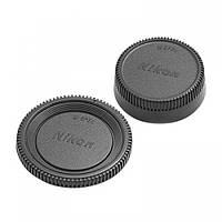 Комплект крышек на Nikon F