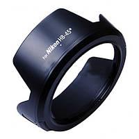 Бленда HB-45II для объективов Nikon AF-S DX VR 18-55mm f/3.5-5.6G лепестковая