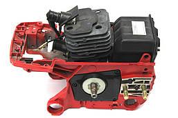 Двигун в зборі (картер) для бензопили Goodluck GL 4500, 5200