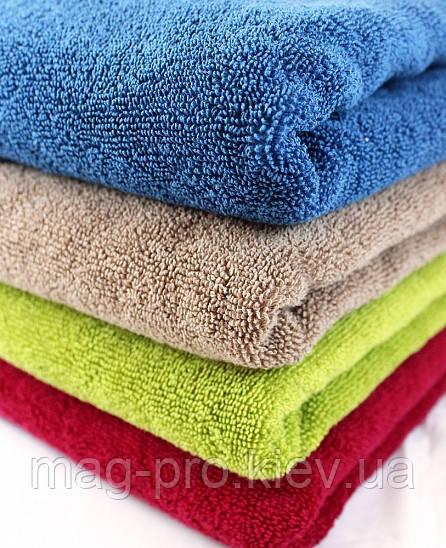 Махроове полотенце цветное 50х100 плотность 550гр./м2 Пакистан