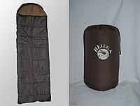 Спальный мешок туристический одеяло с капюшоном, спальник Beluga
