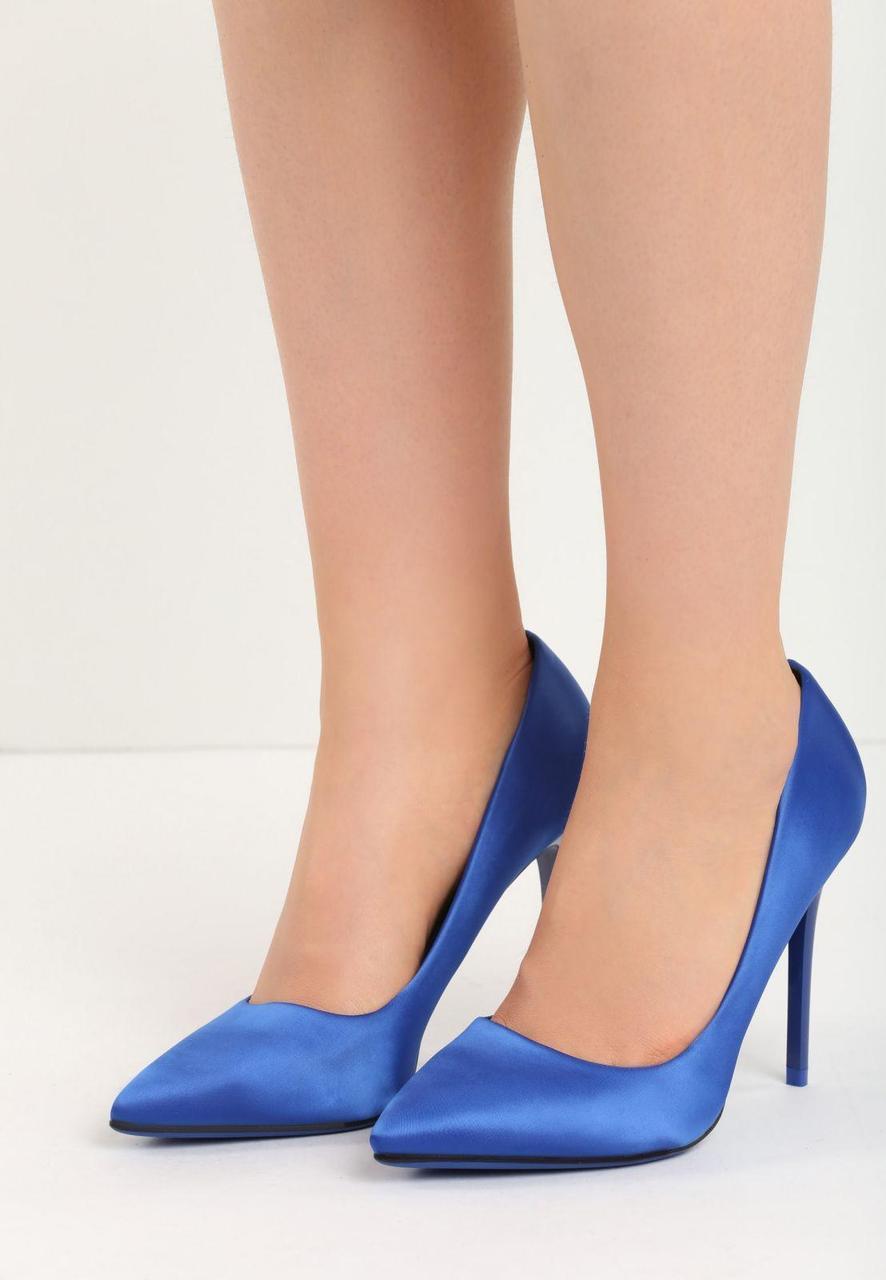 Женская Обувь Vices Голубые Туфли 41 - Интернет магазин