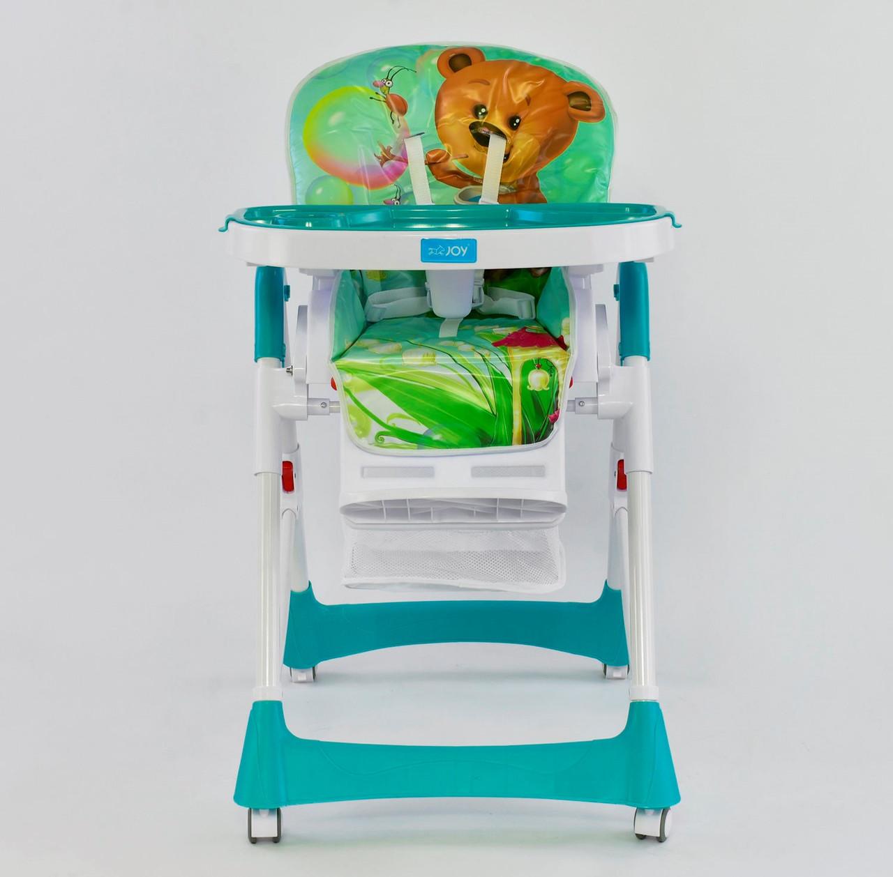 """Детский стульчик для кормления JOY """"Мишка"""""""