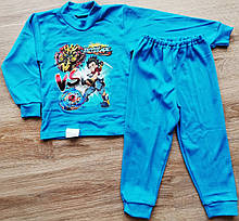 Детская пижама Beyblade интерлок