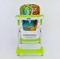 """Детский стульчик для кормления JOY """"Кот на рыбалке"""""""