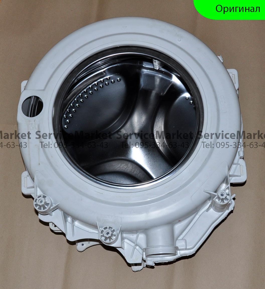Бак в сборе для стиральной машины Indesit (Индезит) без амортизаторов C00293409Оригинал