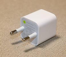 Адаптер живлення USB мережева зарядка iPhone iPod