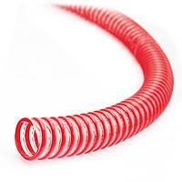 Шланг гофра Evci Plastik напорная красная диаметр 50 мм, длина 25 м (GFN 50 25)