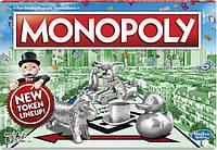 """MONOPOLY Настольная игра """"Классическая Монополия"""" Украинская версия C1009UKR"""