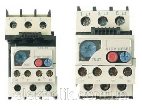 Реле РТ 2М-32 1,3-1,8А автоном.