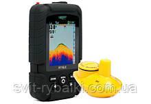 Эхолот Lucky FFW718LiC с аккумулятором, цветной экран