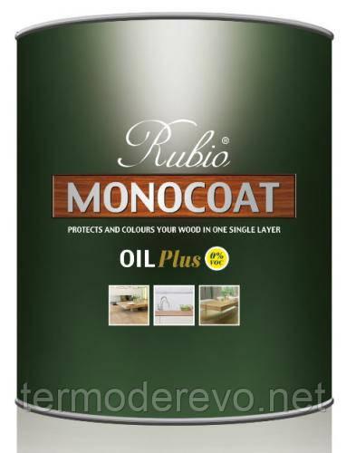 Monocoat OIL PLUS (A-COMPONENT) 1л. PURE