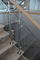 Ограждения лестницы в частном доме