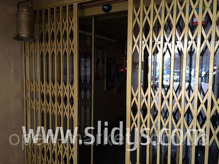 Раздвижные решетки безрамные Слайдис, фото 2