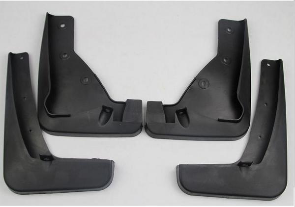 Бризковики повний комплект для Mitsubishi ASX 2010-2013 (MZ314440;MZ314441), комплект 4шт. MF.MIASX2010