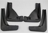 Брызговики AVTM полный комплект для Mitsubishi ASX 2010-2013 (MZ314440;MZ314441), комплект 4шт. MF.MIASX2010