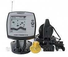 Эхолот Lucky FF918S-180W два трансдюсералодочный эхолот