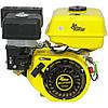 Двигун Бензиновий до мотоблоку Кентавр (Kentavr) ДВЗ-210БШЛ 7.5 л. с. під шліци Фільтр в Масляній Ванні, фото 4
