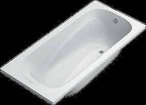 Акриловая ванна SWAN Arina 150х70х52 cм прямоугольная