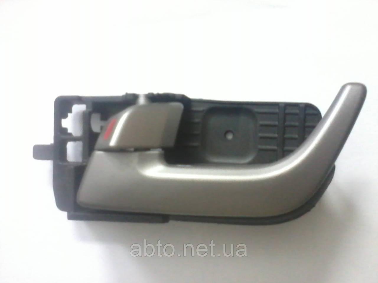 Ручка дверна внутрішня ліва Geely Emgrand (EC7/EC7RV) (Джилі Емгранд EC7/ЕС7RV) седан/хетчбек