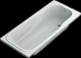 Акриловая ванна SWAN Grace 150х70х52 cм прямоугольная