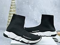 Модные женские кроссовки 'Speed' от Balenciaga (реплика), фото 1