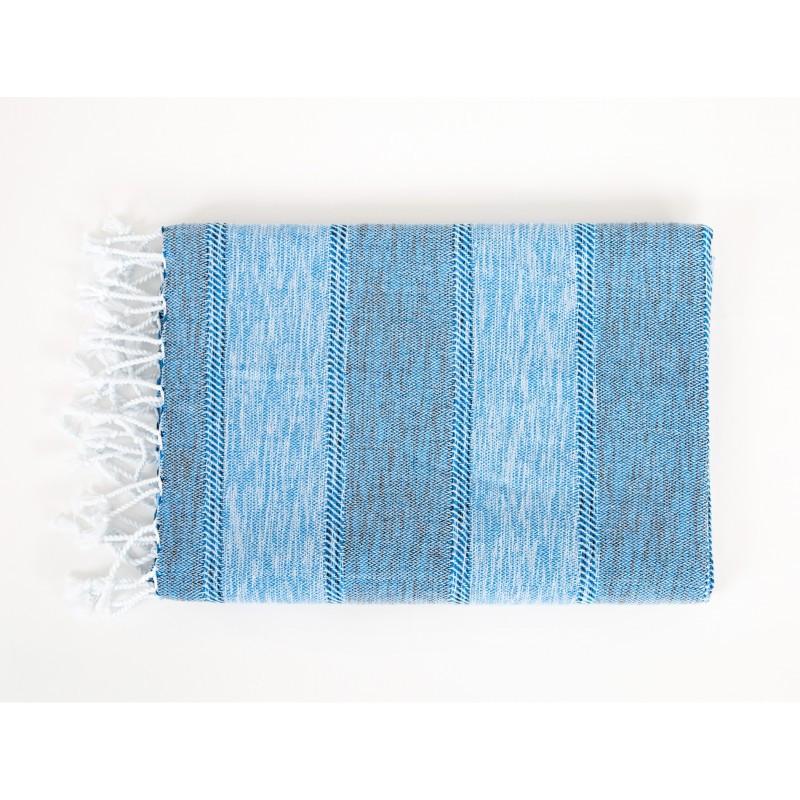 Полотенце Irya - Aleda mavi голубой 90*170
