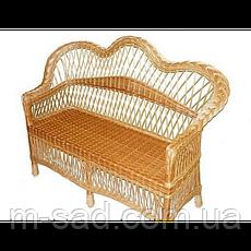 """Плетеная мебель из лозы """"Классик"""". Мебель для дачи, фото 3"""