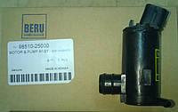 Насос омывателя стекла HYUNDAI Accent, Matrix, Tucson, Coupe, I10 98510-25000-BER