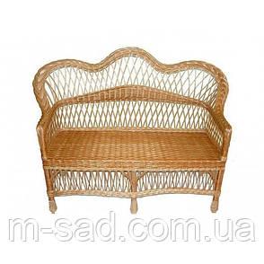 Плетеный диван из лозы Комфорт, фото 2