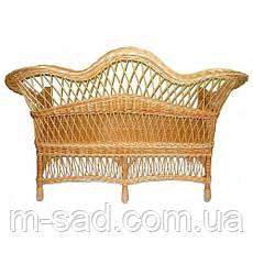 Плетеный диван из лозы Комфорт, фото 3