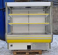 Холодильная горка Регал «Cold R-18» 1.8 м. (Польша), отличное состояние Б/у, фото 1
