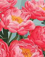 Художественный творческий набор, картина по номерам Ароматные пионы, 40x50 см, «Art Story» (AS0346), фото 1