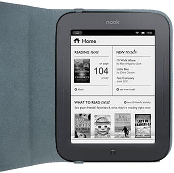 Обкладинка для електронної книги Barnes&Noble Nook Simple Touch