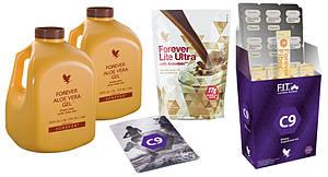Программа C9 - ваниль, шоколад (очистка 9)
