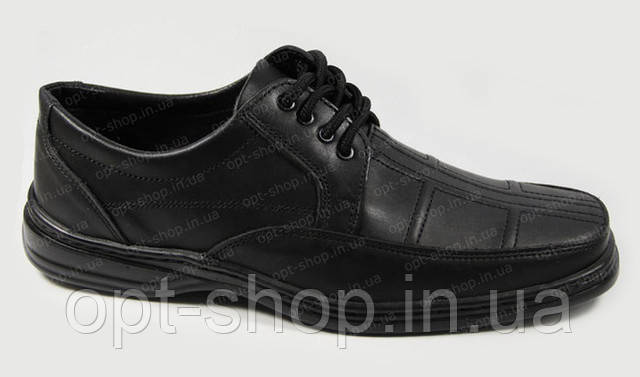 Туфли мужские на шнурке