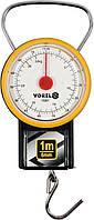 Кантер Весы ручные до 32 Кг с измерительной лентой 1 метр - VOREL