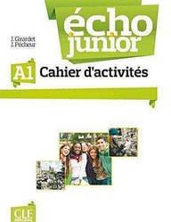Echo Junior A1 Cahier D'Activites