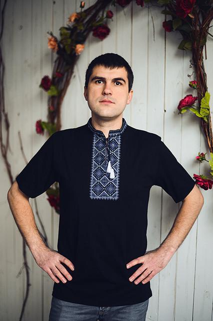 Мужские футболки вышиванки