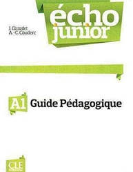 Echo Junior A1 Livre Du Professeur