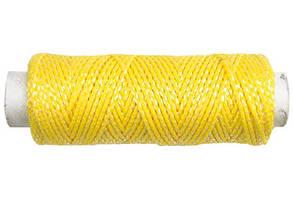 Шнур - Причалка 40М Желтый - VOREL