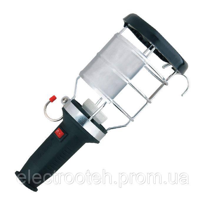 Переносний світильник з ручкою каучуковий