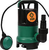 Насос для грязной воды FLO сетевой, 550Вт, 11500 л / ч, макс.висота- 14 м - VOREL